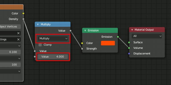 Blender 2.8 Math Node