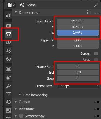 Blender 2.8 Image Resolution