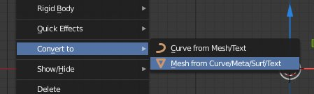 Mesh from Curve