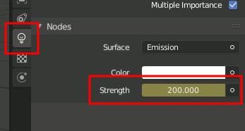 Strength 200 Keyframe