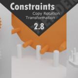 Blender 2.8 Constraints