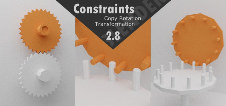 Blender 2.8 Constraints