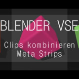 Blender VSE Meta Strips