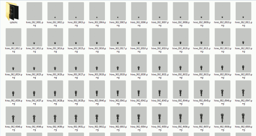 Blender Workfiles