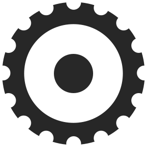 Inkscape Gear - Variation 3