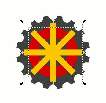 Inkscape Star