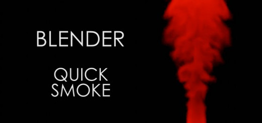 Blender 2.8 Quick Smoke