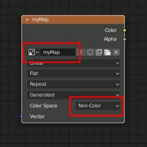 Image Textur Node