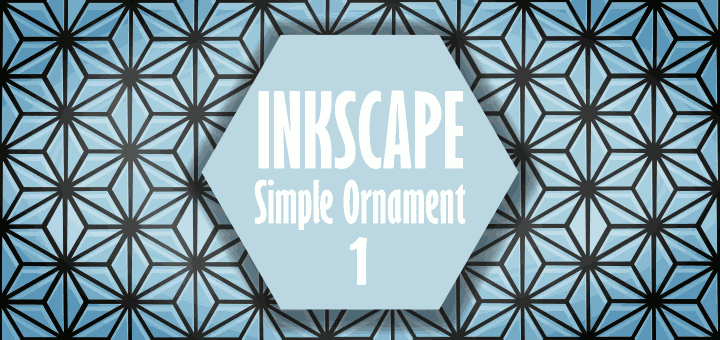 Inkscae Simple Ornament 1
