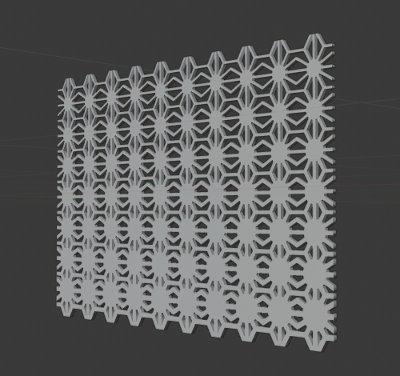 SVG-Pfad dreidimensional