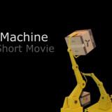 Blender 2.8 Simple Machine Movie
