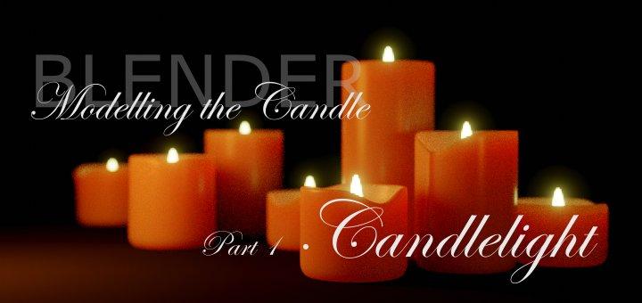 Blender 2.8 - Candlelight 1/1