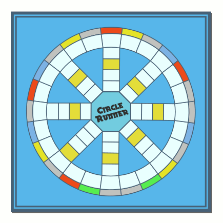 Inkscape simple Board Game