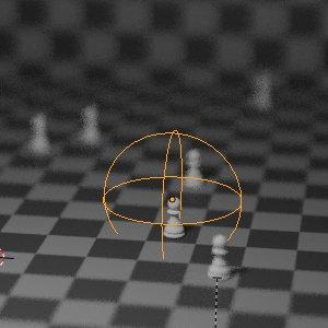 Fokus Object = Empty