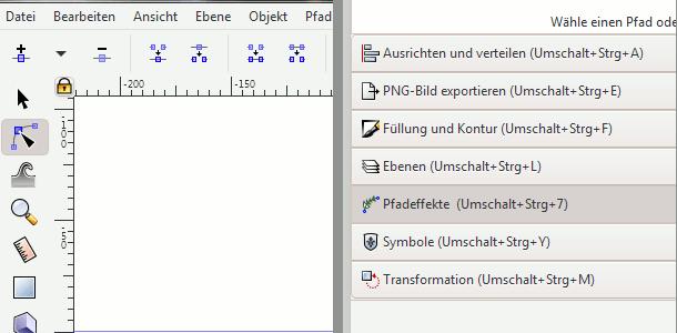 Inkscape 1.0 - Clean und aufgeräumt