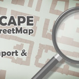 Inkscape Open Street Map