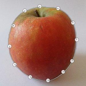 Magnetische Schere