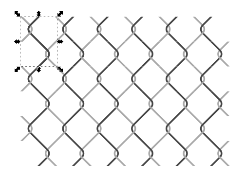 Inkscape - Simple Fence