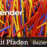 Blender Bezier & Nurbs