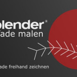 Blender - Drawing Pathes