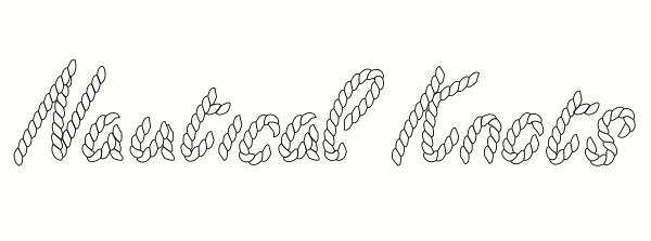 Nachbearbeitete Buchstaben