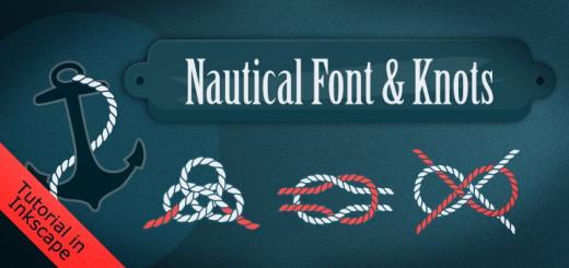 Inkscape Nautical Knots
