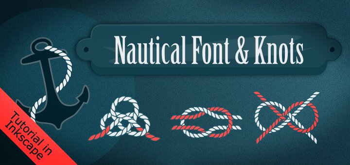Inkscape Nautical Knots