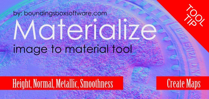 Materialize Tool Tip