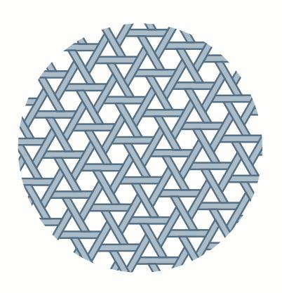 Oriental Pattern 1 - Final Example