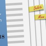 Scribus Seiten organisieren