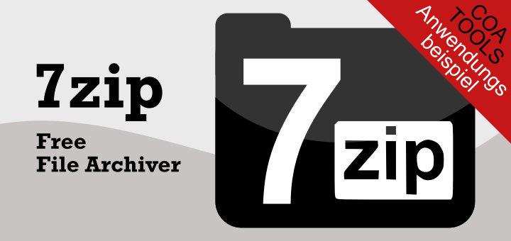 7zip Anleitung