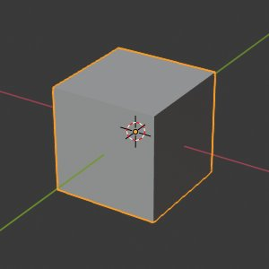 Normaler Cube