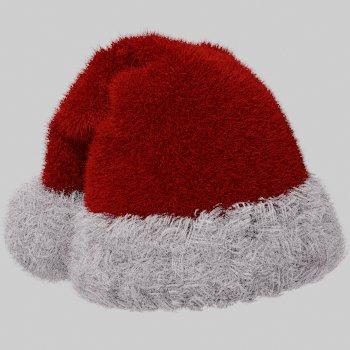 Fertige Santa Mütze