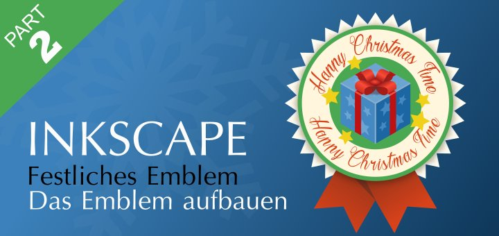 Inkscape XMAS 2019 Part-2