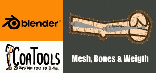 Blender Coa Tools Mesh