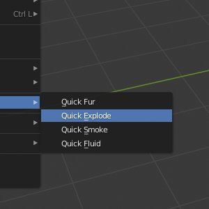 Object - Quick Effects - Quick Explode