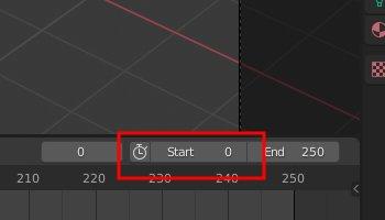 Animation Start bei 0 (Null)