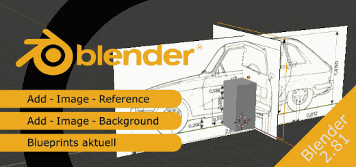 Blender Images & Blueprints