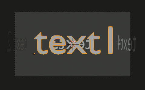 Text in Camera-View