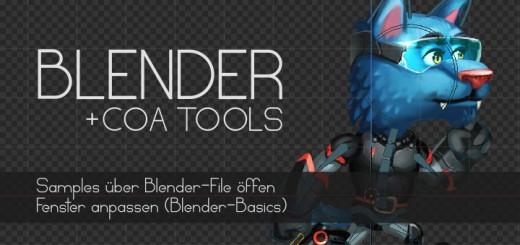 Blender COA Tools Samples 2
