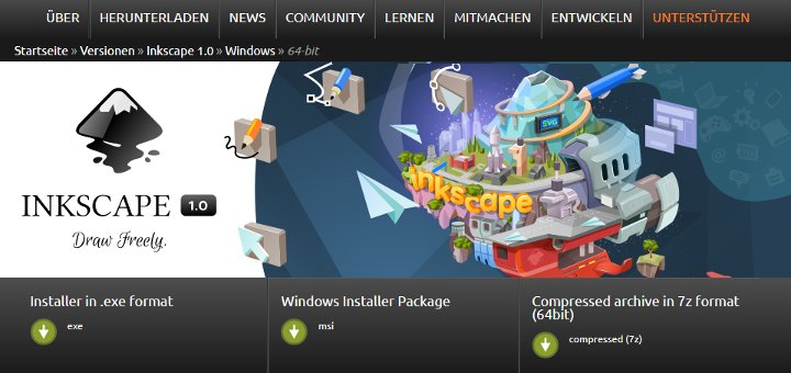 Inscape 1.0 Release