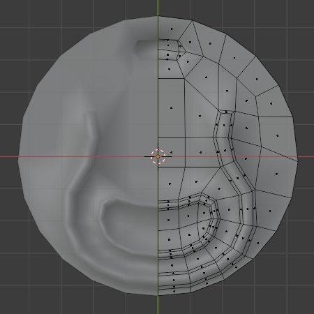 Flächen miteinander verbinden
