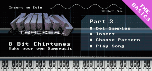 Milkytracker Basics Part 3