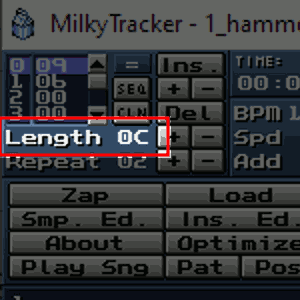 Länge: 12 Tracks (0C)