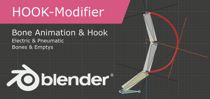 Blender Hook Modifier Part 2