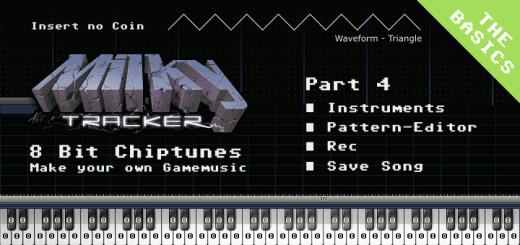 Milky Tracker Basics Part 4