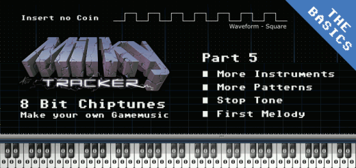 Milkytracker Basics Part 5