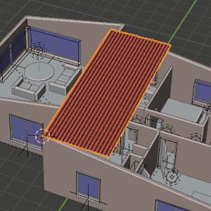 Roof-Element ausweiten