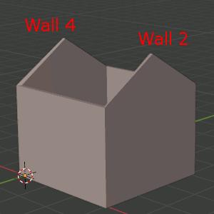 Einfache Bauweise