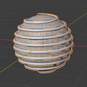 UV-Sphere mit Spirofit